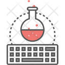 Lab Test Online Lab Online Science Education Icon