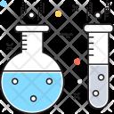 Lab Test Sample Icon