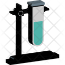 Test Tube Flask Laboratory Icon