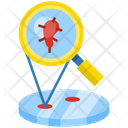 Lab Test Medical Test Bacteria Icon