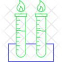 Lab Test Culture Tube Lab Experiment Icon