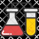 Lab Test Flask Icon