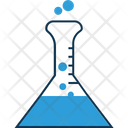 Lab Testing Beaker Lab Test Icon