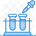 Lab Testing Test Tube Sample Tube Icon