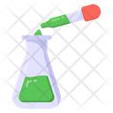 Chemical Experiment Chemical Practical Lab Experiment Icon