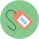 Label Search Engine Icon
