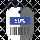 Label Tag Discount Icon