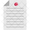 Label Message Note Icon