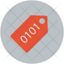 Label Tag Code Icon