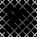 Label Block Sale Icon
