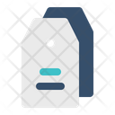 Label Product Detail Icon