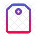 Label Tag Shopping Icon