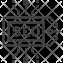 Label Badge Network Icon