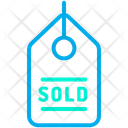 Sold Label Sold Tag Tag Icon
