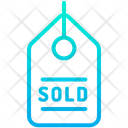 Label Sold Icon