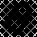 Label Tag Label Environment Icon