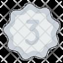 Label Tag Position Icon