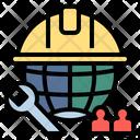 Labor Worker Craftsman Icon
