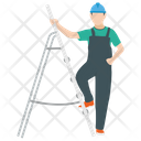 Labour Construction Worker Worker Icon