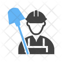 Labor Avatar Profession Icon