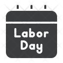 Day Calendar Worker Icon