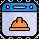 Labor Day Labor Construction Icon