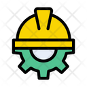 Laborday Worker Engineer Icon