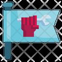 Labor Day Labor Calendar Icon