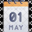 Labor Day Labour Construction Icon