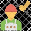 Spanner Labor Uniform Icon