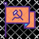 Labor flag Icon