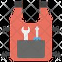 Safety Jacket Lifejacket Labor Jacket Icon