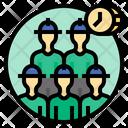 Labor Supply Labour Supply Labour Icon