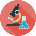 Lab Laboratory Flask Icon