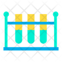 Test Tube Research Tube Research Equipment Icon