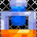Laboratory Science Experiment Icon