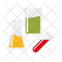 Laboratory Testtube Flask Icon