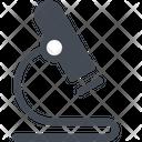 Laboratory Chemistry Microscope Icon