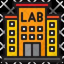 Laboratory Science Lab Icon