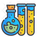Laboratory Chemistry Science Icon
