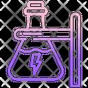 Laboratory Chemical Chemistry Icon