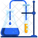 Laboratory Experiment Research Icon