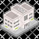 Building Architecture Laboratory Icon