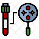 Laboratory Plasma Lymphocyte Icon