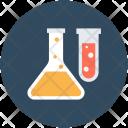 Laboratory Test Flask Icon