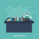 Laboratory Lab Tool Icon