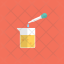 Chemical Research Analysis Icon
