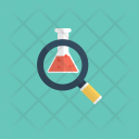 Laboratory Analysis Test Icon