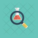 Laboratory Analysis Icon