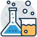 Laboratory Apparatus Beaker Icon
